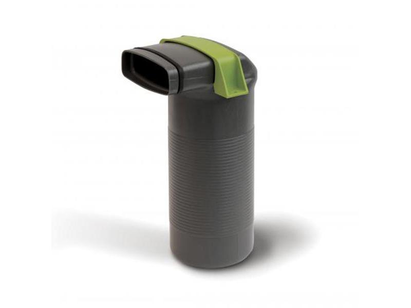 Rozprężne kolano ϕ 125 mm - 2 sztuki